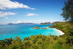 Trunk Bay Royalty Free Stock Photography