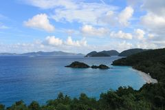 Trunk Bay Royalty Free Stock Images