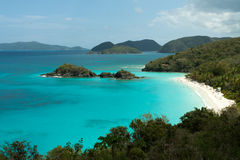 Trunk Bay Royalty Free Stock Photo