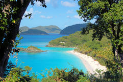 Trunk Bay Stock Photos