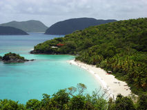 Trunk Bay Royalty Free Stock Photos