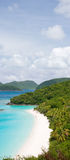 Trunk bay beach Royalty Free Stock Photos