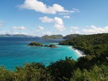 Trunk bay Stock Image