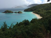 Trunk bay Royalty Free Stock Image