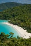 Trunk Bay - Saint John - USVI Royalty Free Stock Images