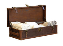 Trunk case Royalty Free Stock Photos