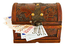 Trunk  euro Stock Images