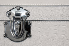Trunk lock Stock Photography