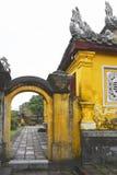 Truong Sanh Residence Lizenzfreie Stockbilder