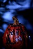Truque assustador ou deleite da abóbora da noite Imagem de Stock Royalty Free