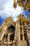 truro Великобритания собора готское стоковая фотография rf