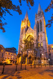 Truro Cathedral Cornwall England Royalty Free Stock Photo