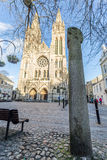 Truro Cathedral in cornwall england uk kernow Stock Image