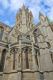 Truro Cathedral, Cornwall Royalty Free Stock Photo