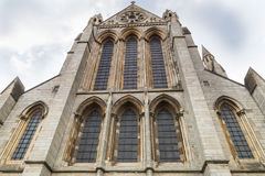 Truro Cathedral in cornwall uk England Royalty Free Stock Photo