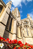 Truro Cathedral in cornwall uk England Royalty Free Stock Image