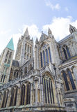 Truro Cathedral in cornwall uk England Royalty Free Stock Photography