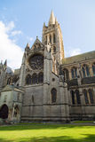 Truro Cathedral in cornwall uk England Royalty Free Stock Images