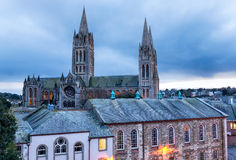 Truro Cathedral Royalty Free Stock Photography