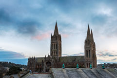 Truro Cathedral Stock Photography