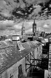 Truro cityscape Royalty Free Stock Photo