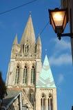 Truro-Kathedrale, Cornwall, England Lizenzfreies Stockbild