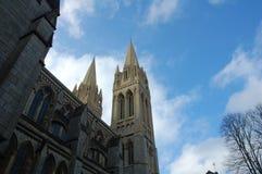 Truro-Kathedrale, Cornwall, England Lizenzfreie Stockfotos