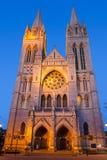 Truro-Kathedrale Cornwall England Stockfotografie