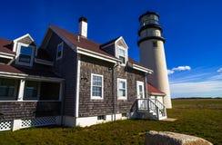 Truro Lighthouse, Truro, MA. Stock Photos