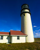 Truro Lighthouse, Truro, MA. Royalty Free Stock Image