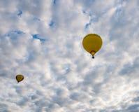 TRUSKAVETS, UKARINE - 16 JUIN 2018 : Festival des ballons à air i Images stock