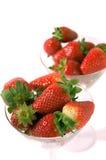 truskawki. zdjęcia stock