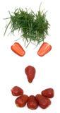 truskawki. obrazy royalty free