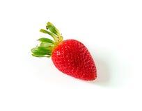 Truskawkowe jagody na białym tle Zdjęcie Royalty Free
