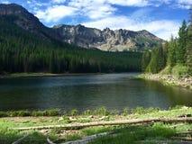 Truskawkowy jezioro Fotografia Royalty Free