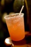 Truskawkowy Margarita przy barem Obraz Stock