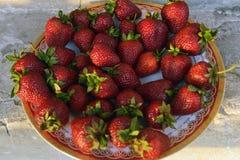 truskawkowy sweet Obraz Royalty Free