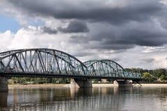 Truss bridge Royalty Free Stock Photos
