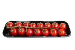 Truss Cherry Tomatoes Royalty Free Stock Photos