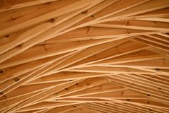 Trusses 2 royalty free stock image