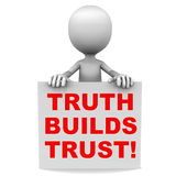Trust concept Stock Photography