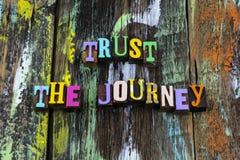 Trust journey experience trip believe yourself challenge typography phrase