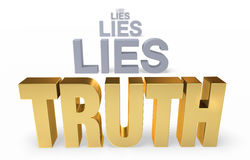 Truth In Focus Royalty Free Stock Photo