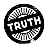Truth stamp rubber grunge Stock Photos