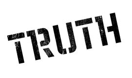 Truth stamp rubber grunge Royalty Free Stock Images