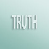 Truth Royalty Free Stock Images