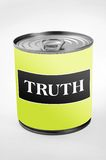 Truth word Royalty Free Stock Image