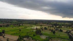 Trutnia strzału widoku z lotu ptaka krajobraz góra zbiory