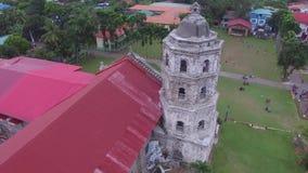 Trutnia widok z lotu ptaka Santa Maria Magdalena kościół Magdalene Farny Świątobliwy Maryjny Farny kościół także jest kościół rzy zdjęcie wideo