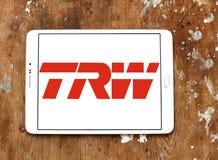 TRW-Automobillogo stockfotos